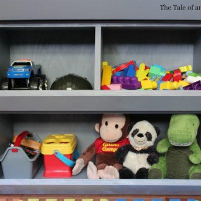 Custom Toy Organizer