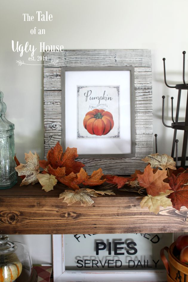 Designed For Fall Home Tour