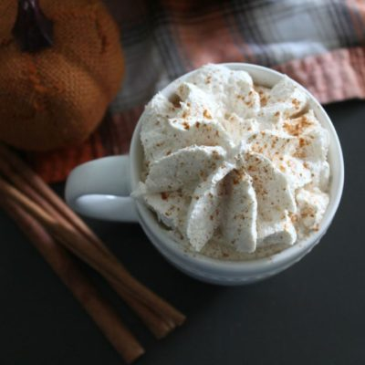 Pumpkin Spiced Coffee . . . Oh My!