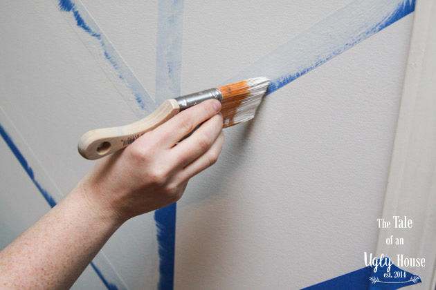 Herringbone Wall How-To