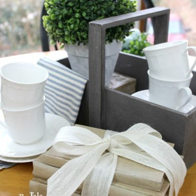 Shabby Chic Book How-To
