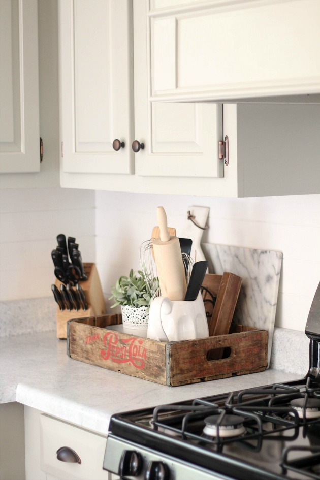 Transform your old counter tops for under $100!