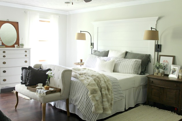 One Room Challenge Master Bedroom Reveal