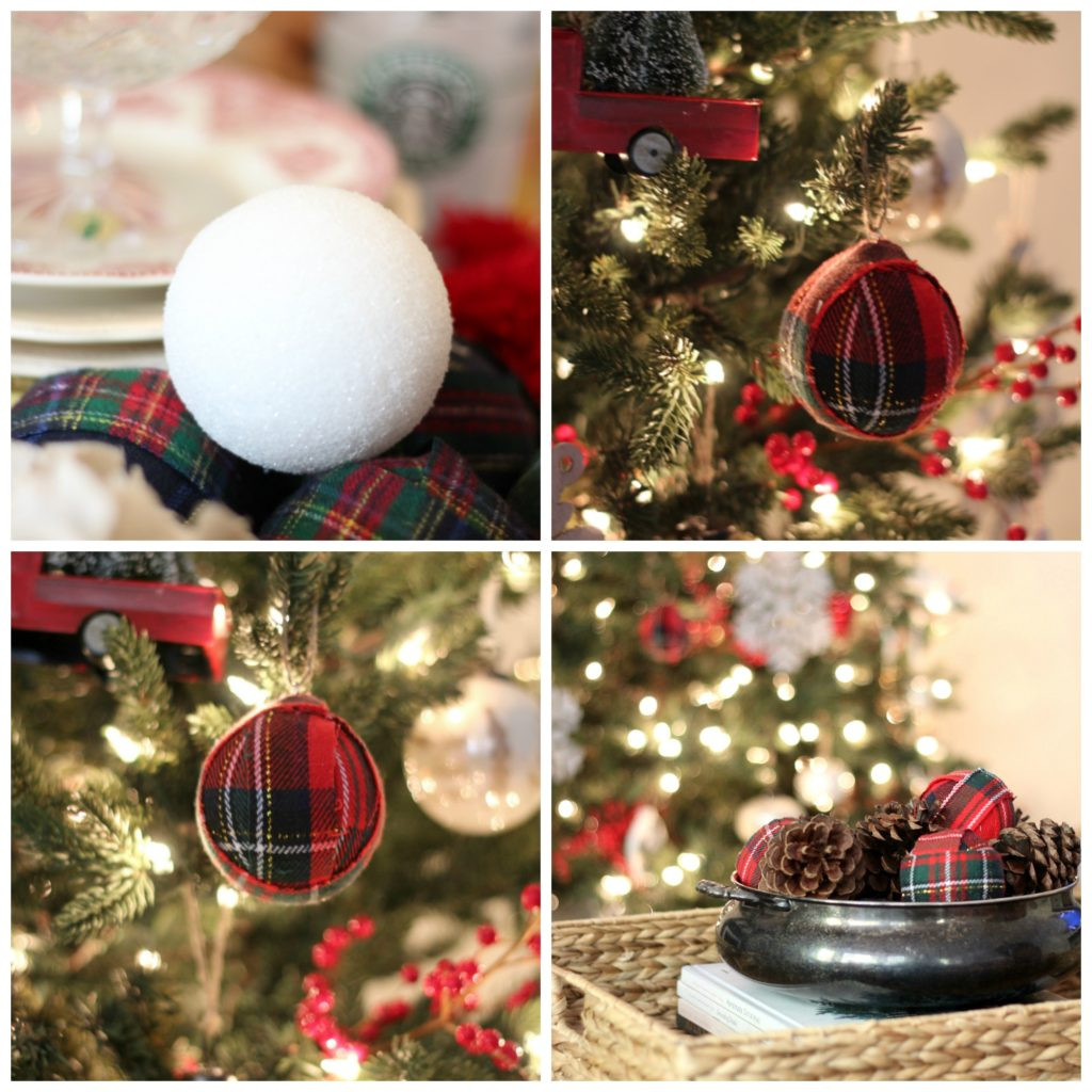 Easy DIY Rustic Ornaments