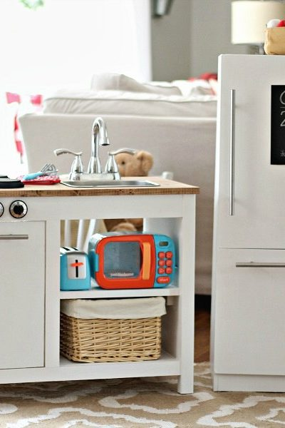 Modern Farmhouse Kids Kitchen Set