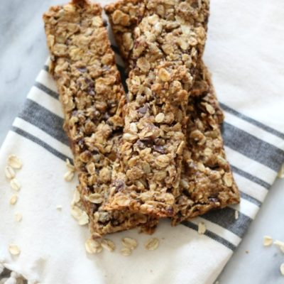 All Natural Chewy Granola Bars