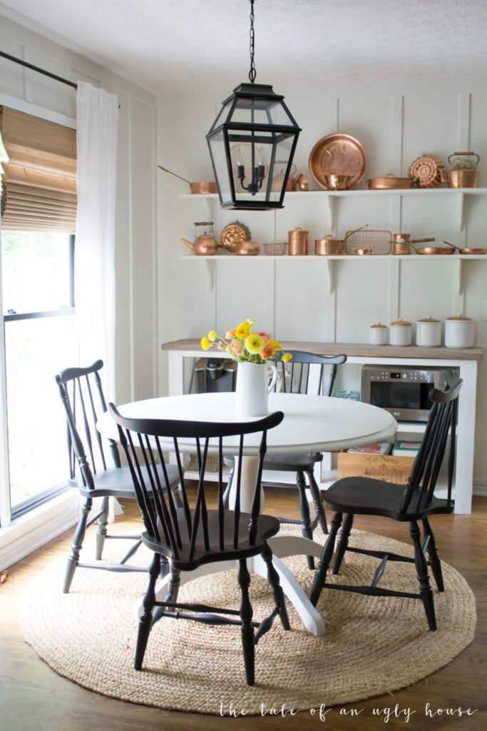 Our Freshly Painted Dining Chairs Our Favorite Furniture Paint Sincerely Marie Designs