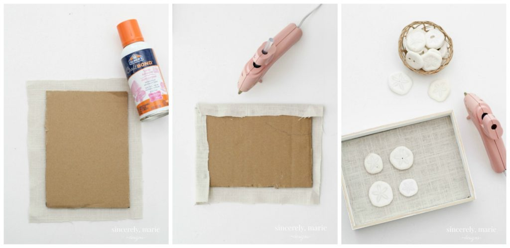 DIY Sea Life Shadow Boxes