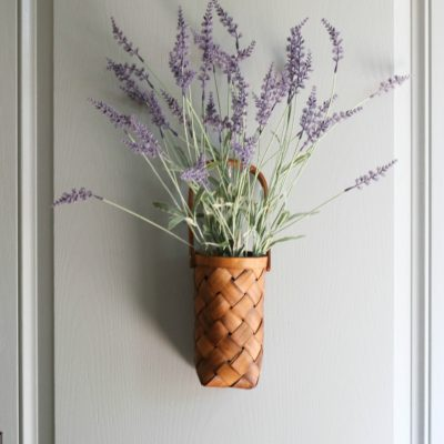 An Easy Way to Refresh Your Entry Way