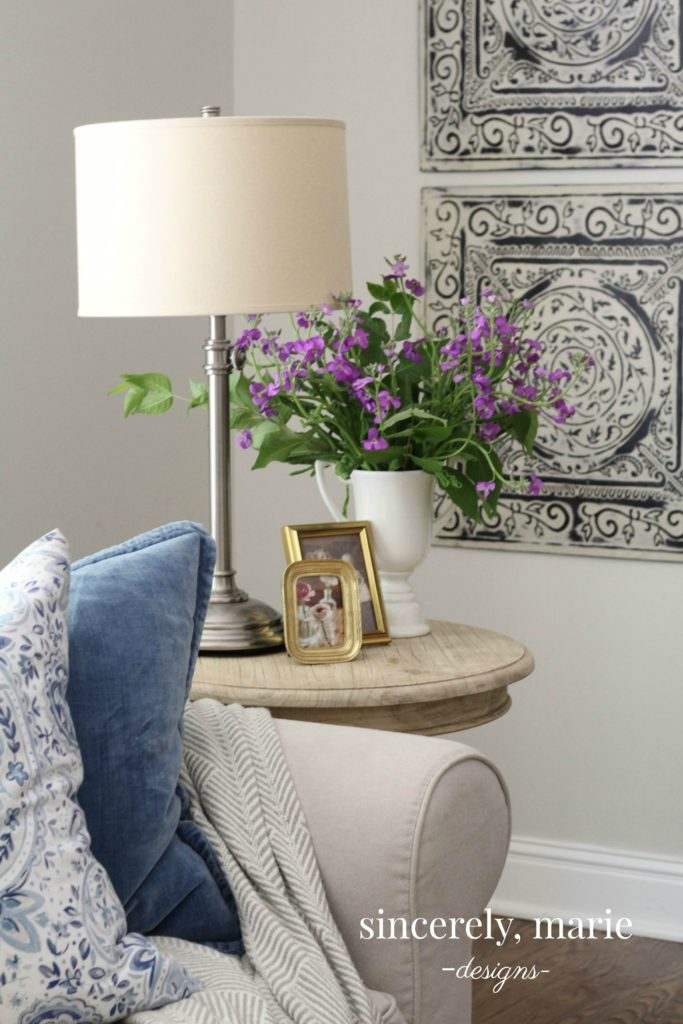 How-To Decorate with Grocery Store Flowers