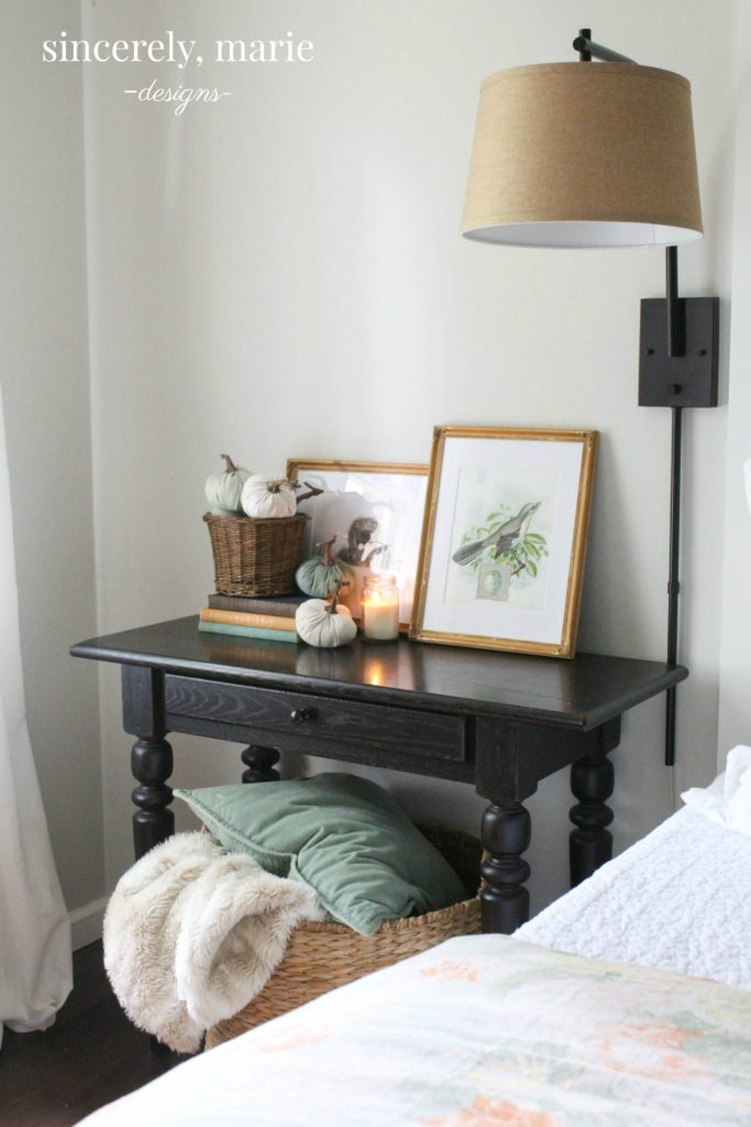 easy & stress-free fall home tour