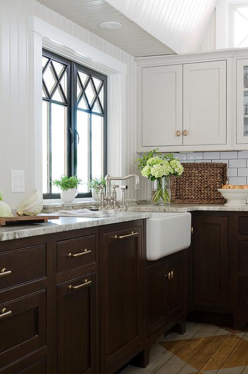 15 Stunning Kitchens With Stained Cabinets Sincerely Marie Designs
