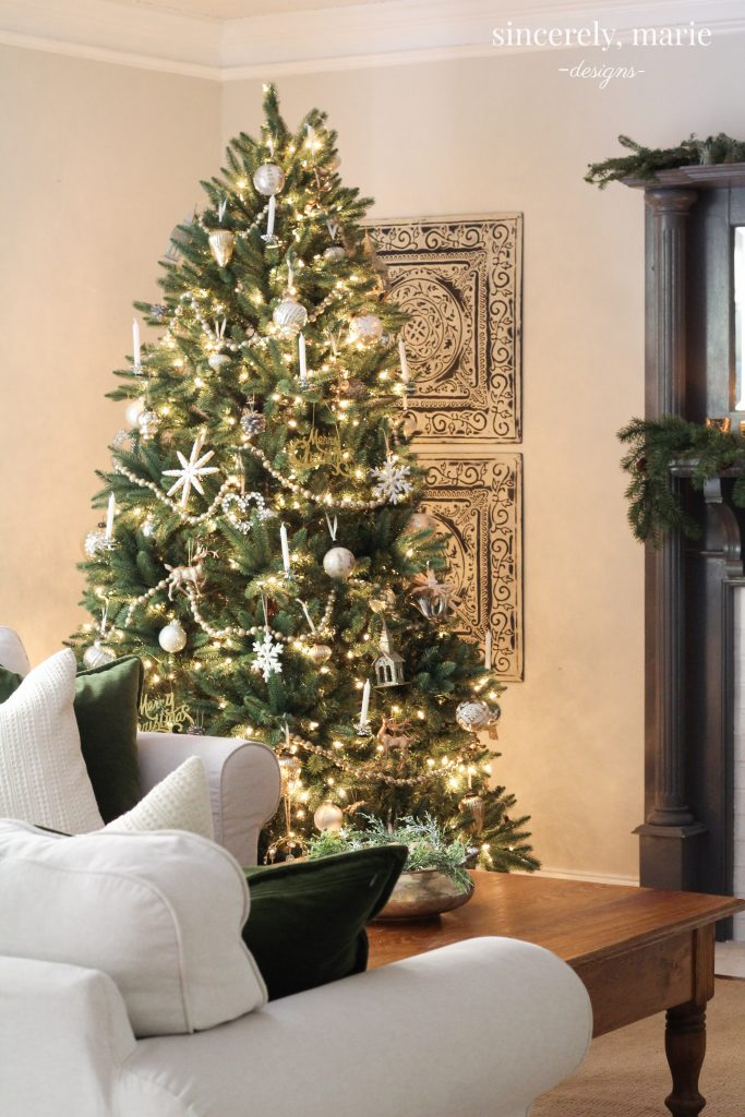 Timeless Christmas Home