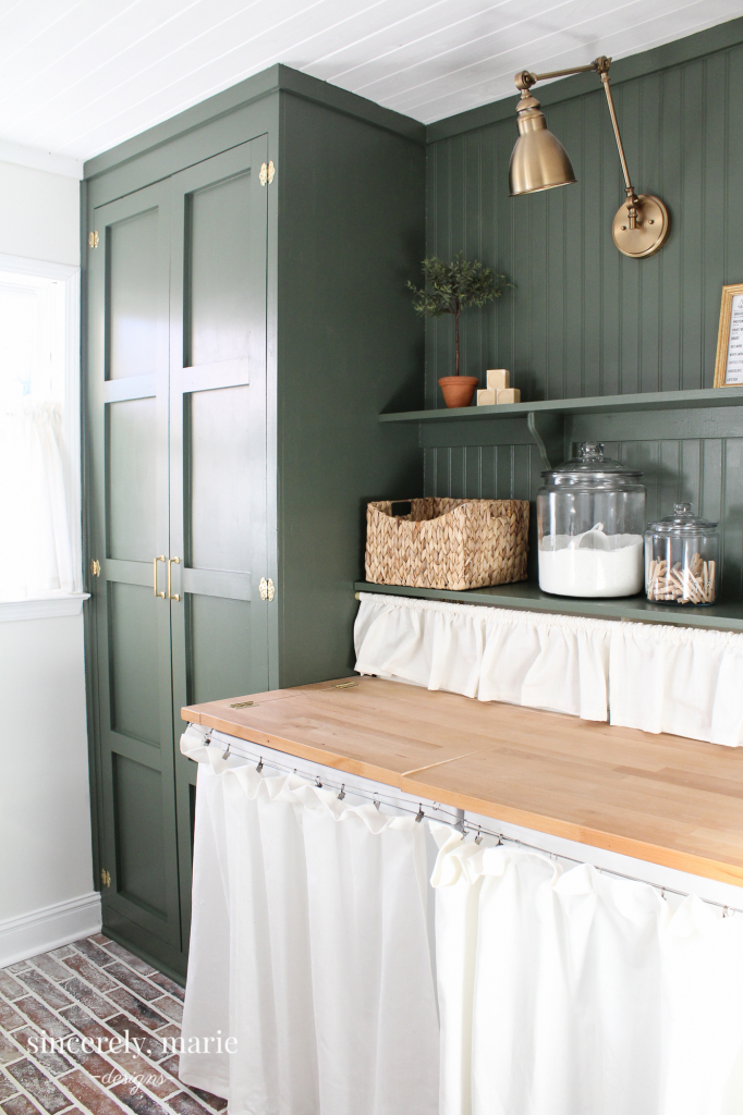 Classic Dark Green Paint Colors