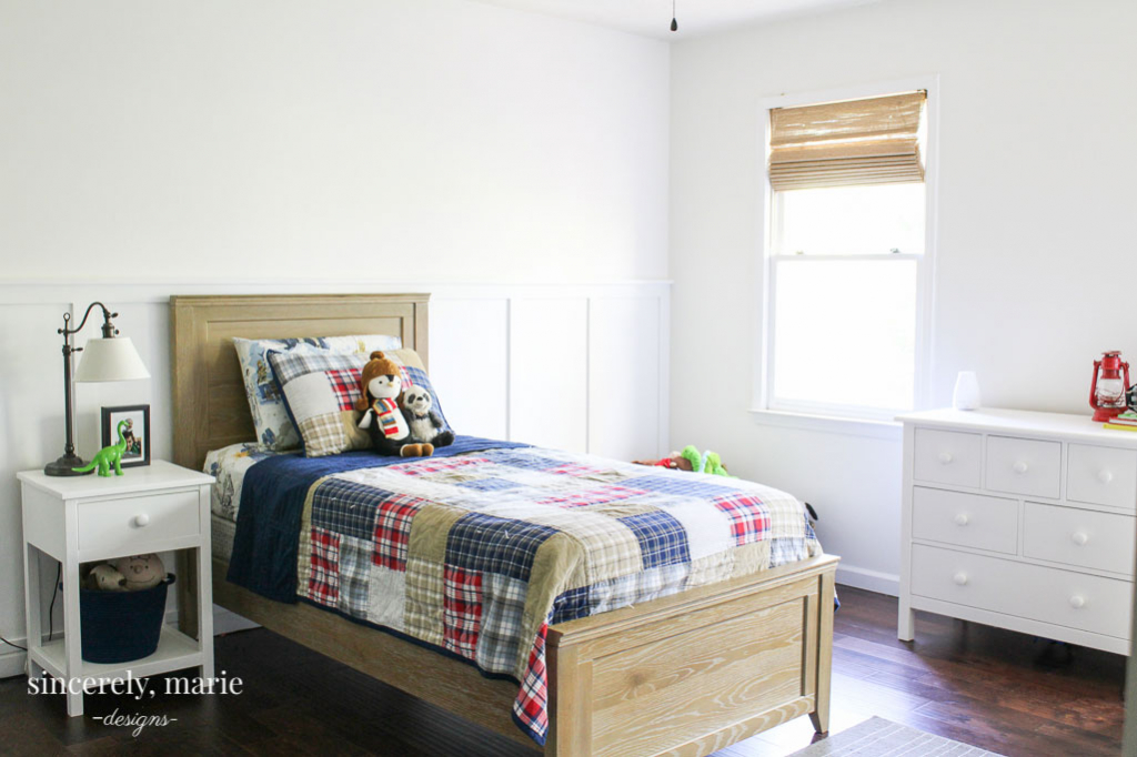Charlie's updated room design