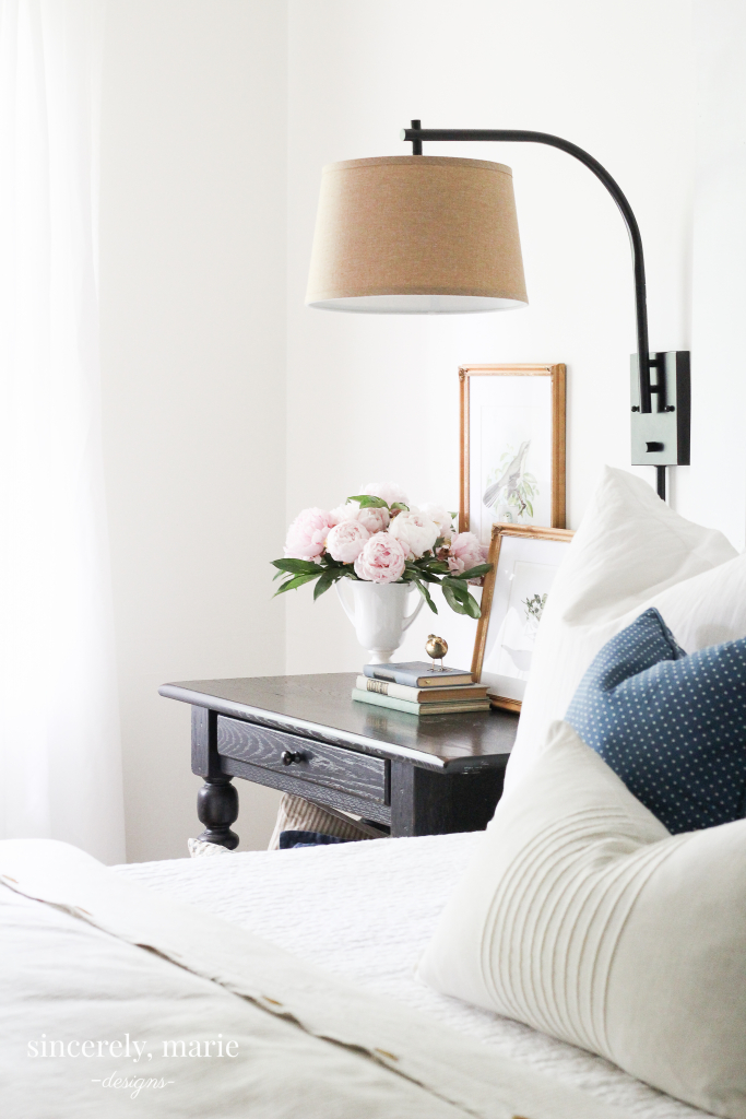 Create a Light & Airy Bedroom