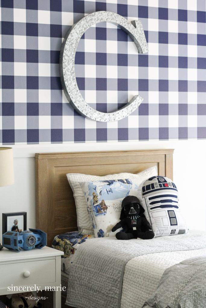 Star Wars Bedroom Makeover