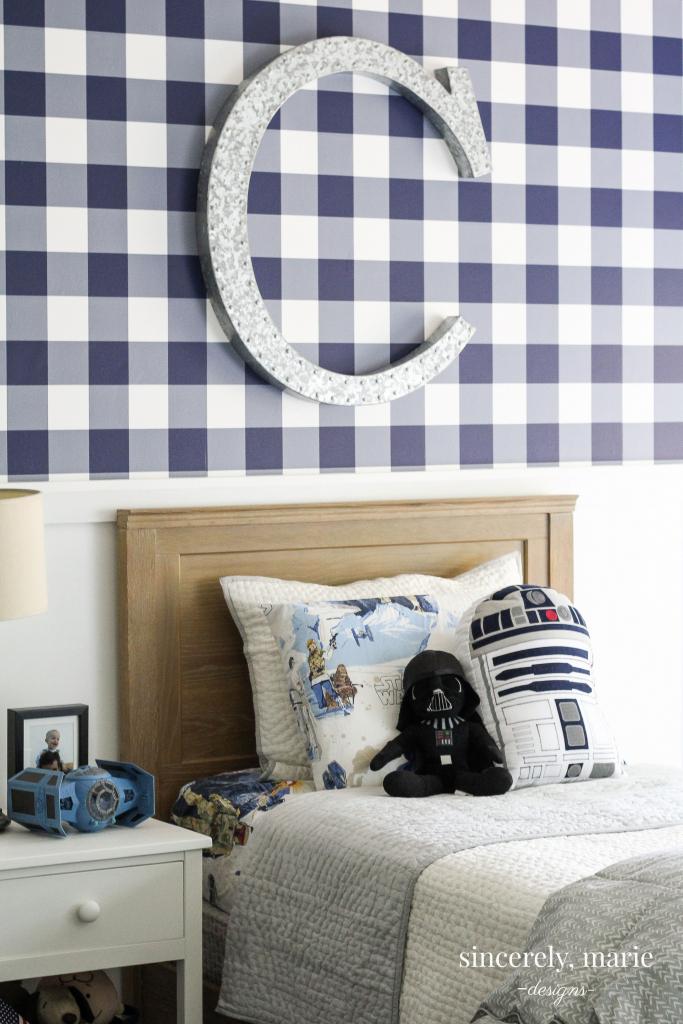 Star Wars Bedroom Makeover