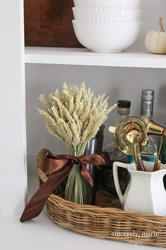 DIY Wheat Sheaf