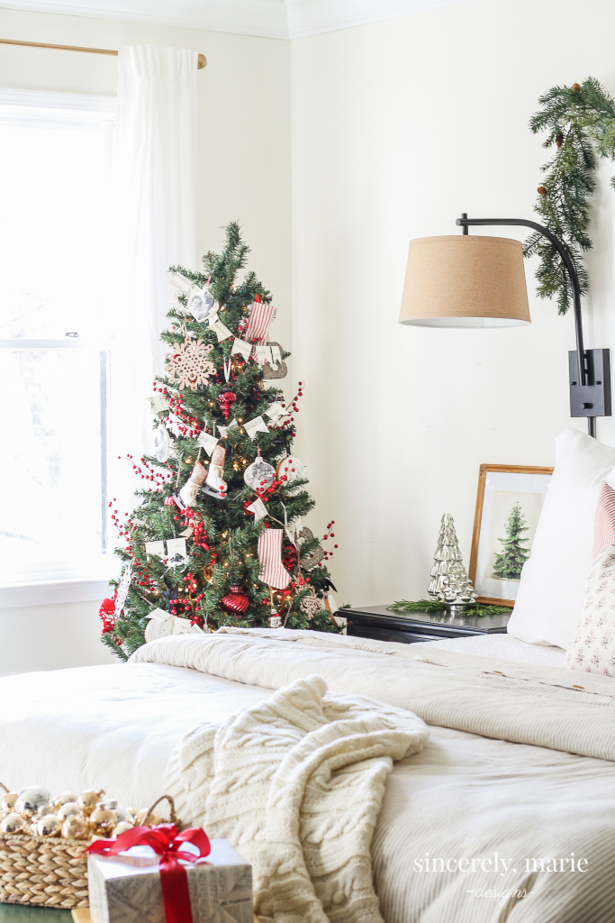 How To Turn A Skimpy Cheap Tree Into A Full Elegant One Sincerely Marie Designs