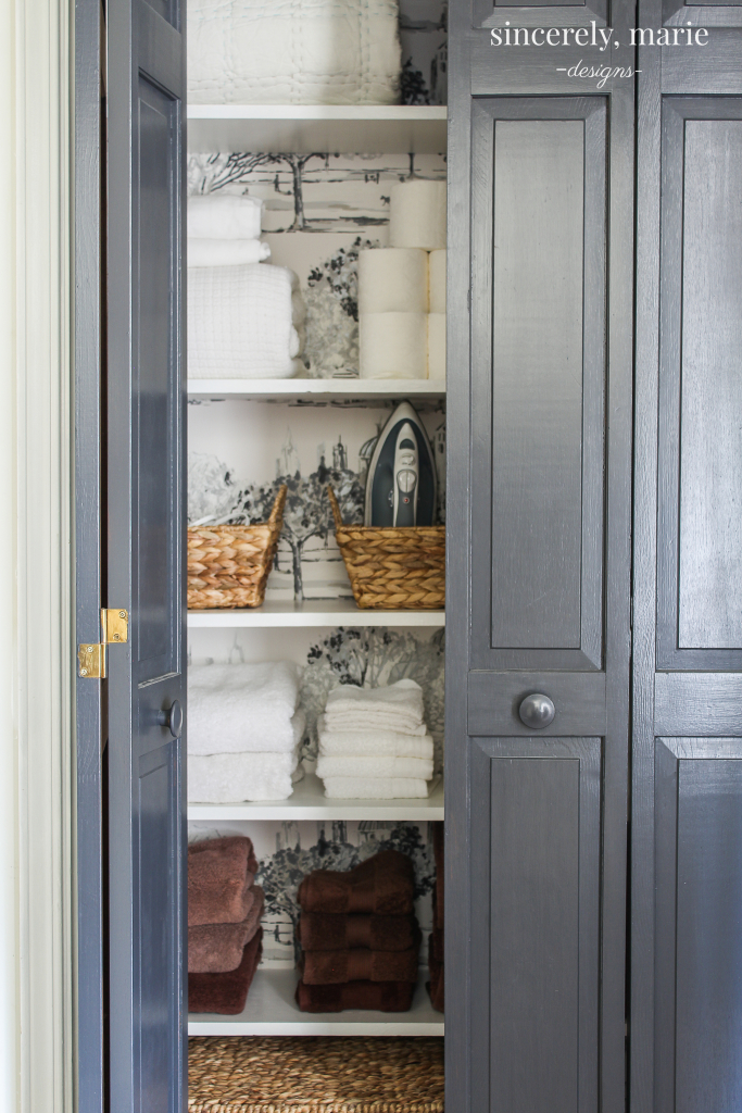 Laundry Room Makeover Paint