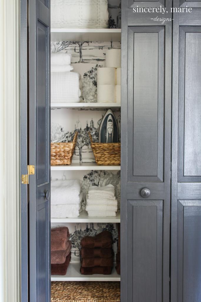 Linen Closet Sincerely Marie Designs