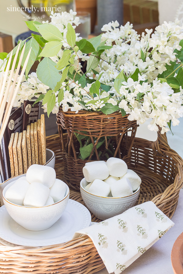 Essentials For Outdoor Entertaining