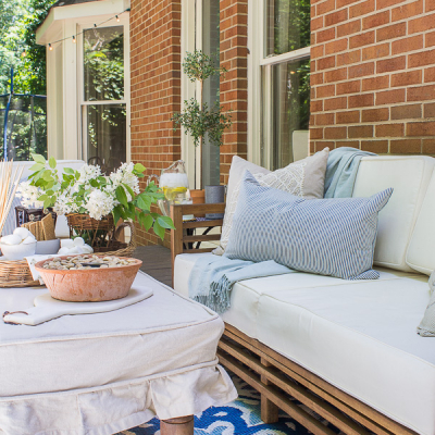 Our Favorite Things for Outdoor Summer Entertaining