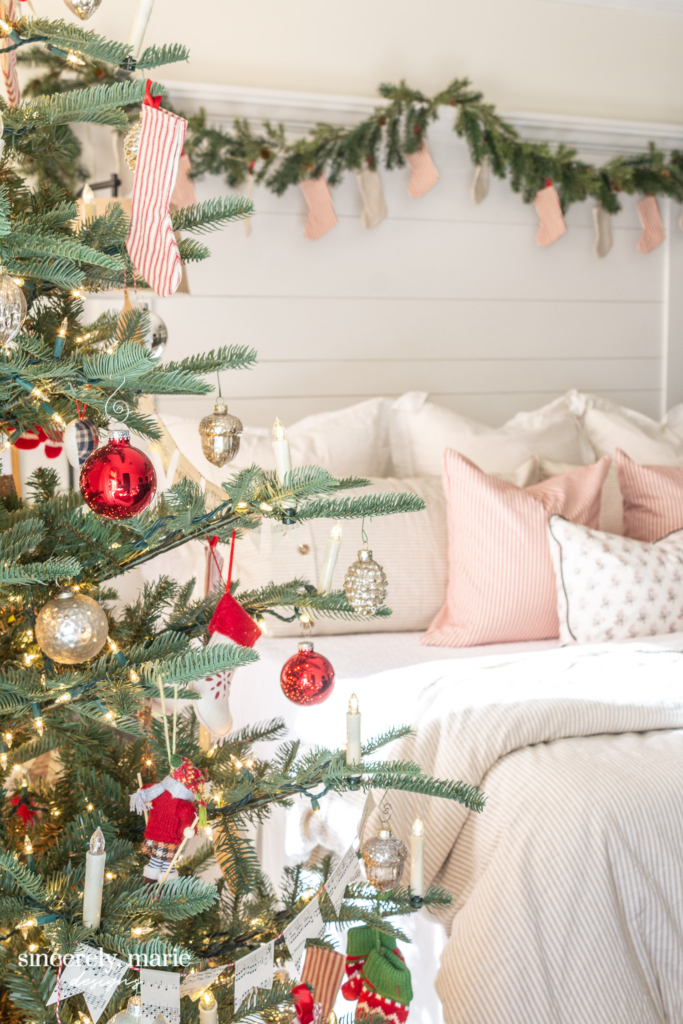 Welcome Home Sunday: Christmas Bedroom
