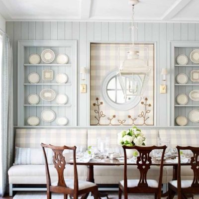 Inspiring Pale Blue Rooms