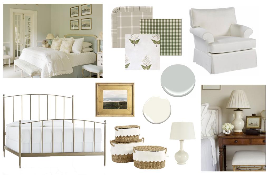 Classic Bedroom Design Plan