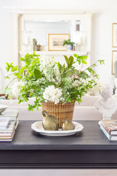 Traditional Spring Vignette