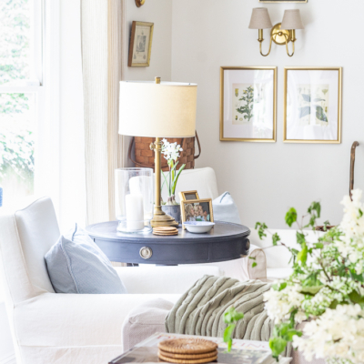 Our Easy-Breezy Spring Home Tour