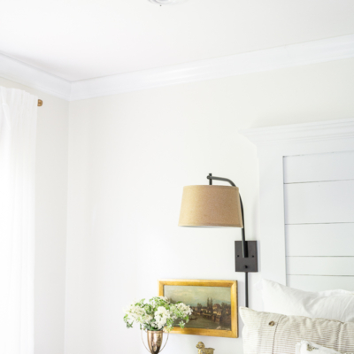 Scraping Textured Ceilings