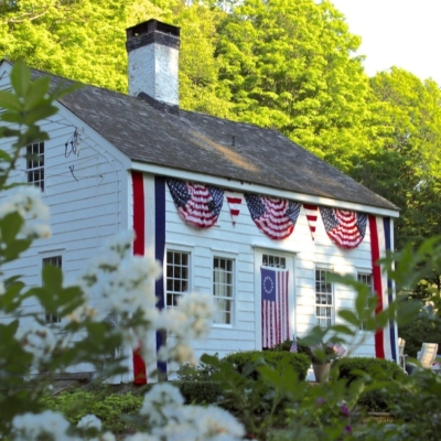 Simple Decorating Ideas For The 4th Of July