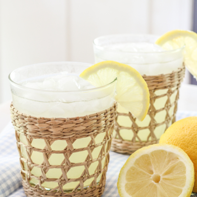 The Perfect Limoncello Vodka Collins