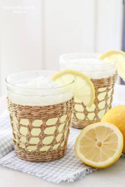 Limoncello Vodka Collins