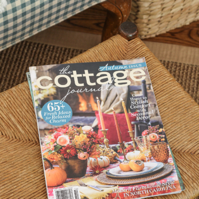 Our Feature In The Cottage Journal