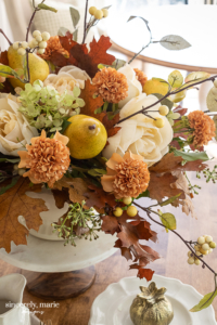 Autumn Floral Arrangement
