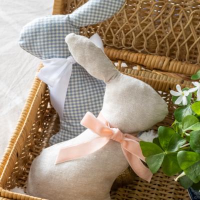 Sweet DIY Stuffed Bunny