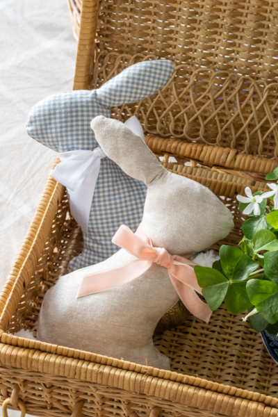 DIY Stuffed Bunny