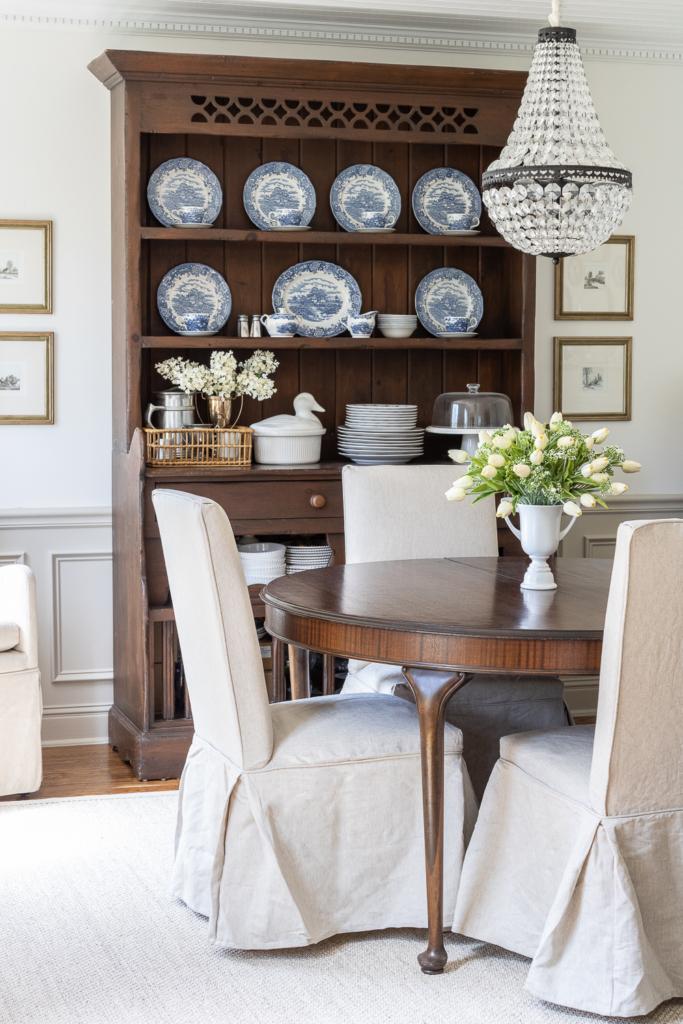 Cozy Dining Room Update