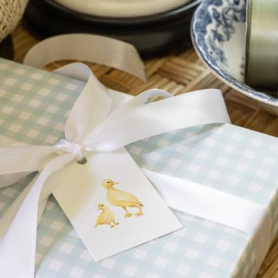 Sweet Duck Printable Gift Tags