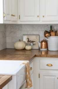 Collected Fall Kitchen