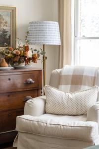 Classic Fall Living Room